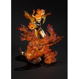 Figurine Naruto Shippuden - Naruto Uzumaki Kurama Relation Figuarts Zero 22cm