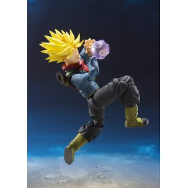 Figurine Dragon Ball Z - Future Trunks S.H.Figuarts 14cm