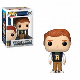 Figurine Riverdale - Archie Andrews Pop 10cm
