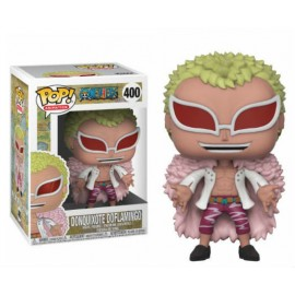 Figurine One Piece - Donquixote Doflamingo Pop 10cm