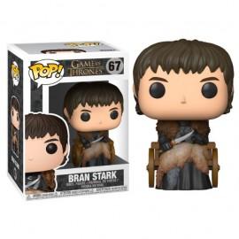 Figurine Game of Thrones - Bran Stark Wheelchair Pop 10cm