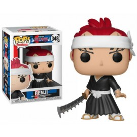 Figurine Bleach - Renji with Sword Pop 10cm