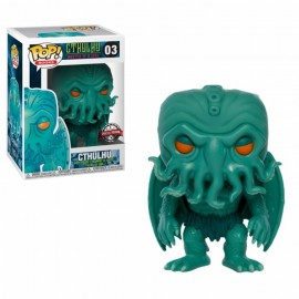 Figurine Cthulhu Master of R'lyeh - Cthulhu Neon Green Exclusive Pop 10cm