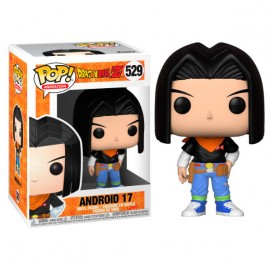 Figurine Dragon Ball Z - Android 17 Pop 10cm