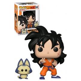 Figurine Dragon Ball Z - Yamcha & Puar Pop 10cm