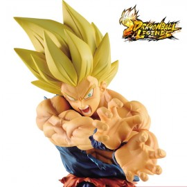 Figurine Dragon Ball Z - Legends Collab Kamehameha Son Goku 17cm