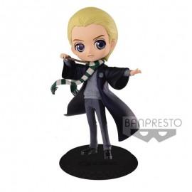 Figurine Q Posket Harry Potter - Draco Malfoy Pearl (Brillante) Ver B 14cm