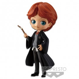 Figurine Q Posket Harry Potter - Ron Weasley Pearl Normal Ver A 14cm