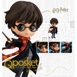 Figurine Q Posket Harry Potter - Harry Potter Ver A 14cm