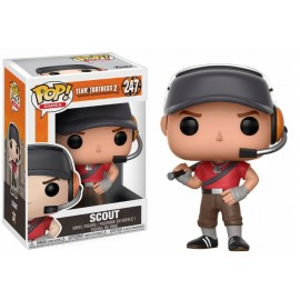 Figurine Team Fortress 2 -Scout Pop 10cm