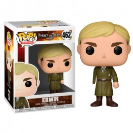 Figurine Attaque des Titans - Erwin (One-Armed) Pop 10cm
