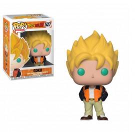 Figurine Dragon Ball Z - Goku Casual Super Saiyan Pop 10cm