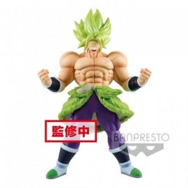 Figurine Dragon Ball Super - Super Saiyan Broly Full Power Movie Cyokoku Buyuden 23cm