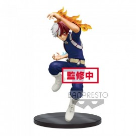 Figurine My Hero Academia - Shoto Todoroki The Amazing Heroes Vol.2