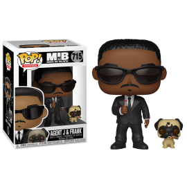 Figurine Men in Black - Agent J & Frank Pop 10cm