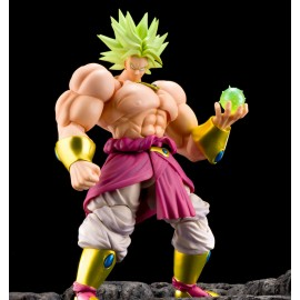 Figurine Dragon Ball Super - Broly Event Exclusive Color Edition S.H.Figuarts 23cm