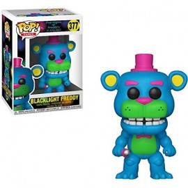 Five Nights at Freddy's Black Light - Blacklight Freddy Exclusive Pop 10 cm