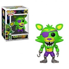 Five Nights at Freddy's Black Light - Blacklight Foxy Exclusive Pop 10 cm