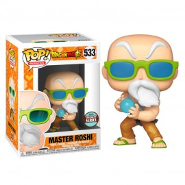 Figurine Dragon Ball Super - Master Roshi Seciality Series Pop 10cm