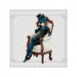 Figurine Black Butler Book of the Atlantic - Ciel Phantomhive Special 13cm