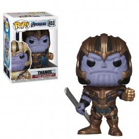 Figurine Marvel - Avengers Endgame - Thanos Pop 10cm