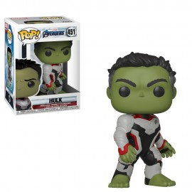 Figurine Marvel - Avengers Endgame - Hulk Pop 10cm