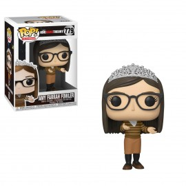 Figurine The Big Bang Theory - Amy Farrah Fowler Pop 10cm