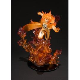 Figurine Naruto Shippuden - Minato Namikaze Kurama Relation Figuarts Zero 21cm