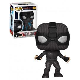 Spider-Man Far From Home - Spider-Man Stealth Suit Pop 10cm