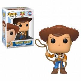 Figurine Toy Story 4 - Sheriff Woody Pop 10cm