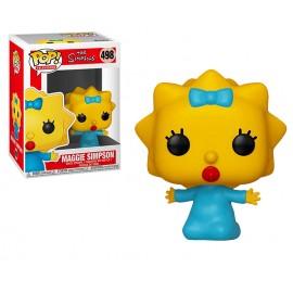 Figurine The Simpsons - Maggie Pop 10cm
