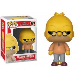 Figurine The Simpsons - Grampa Simpson Pop 10cm