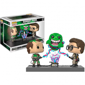 Figurine Ghostbusters - Movie Moment Banquet Room 15cm
