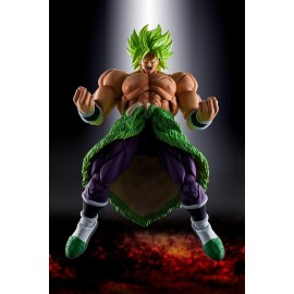 Figurine Dragon Ball Super - Super Saiyan Broly Full power S.H.Figuarts 22cm