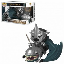 Figurine The Lord of the Ring - Witch King on Fellbeast Pop Rides 15cm