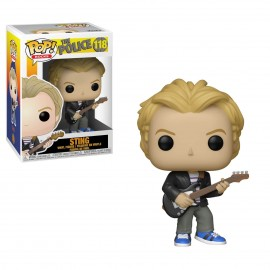 Figurine Rocks - The Police Sting Pop 10cm