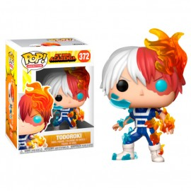 Figurine My Hero Academia - Todoroki Pop 10cm