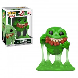 Ghostbuster 35th - Slimer with hot dogs - Pop 10 cm