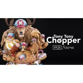 Figurine One Piece - Tony Tony Chopper HQS by Tsume