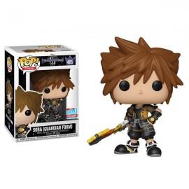 Figurine Kingdom Hearts - Sora (Guardian Form) Exclusive NYCC 2018 Pop 10cm