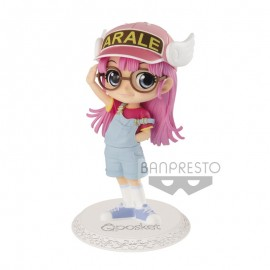 Figurine Dr Slump - Q Posket Collection - Arale Norimaki - Version B Pastel