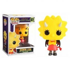 Figurine The Simpsons Treehouse of Horror - Demon Lisa Pop 10cm
