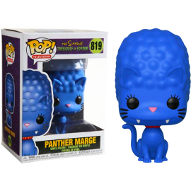 Figurine The Simpsons Treehouse of Horror - Panther MargePop 10cm