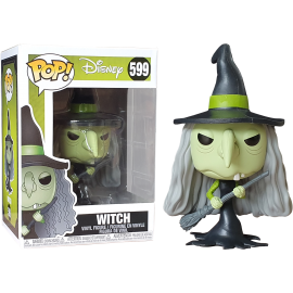 Figurine Nightmare Before Christmas - Witch Pop 10cm