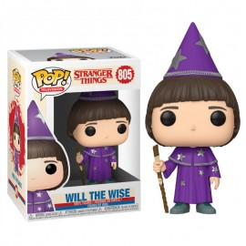 Figurine Stranger Things S3 - Will the Wise Pop 10 cm