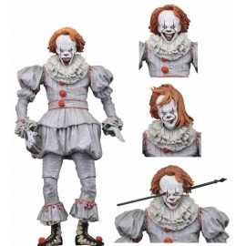 Figurine IT - Ultimate Well House Pennywise 20cm