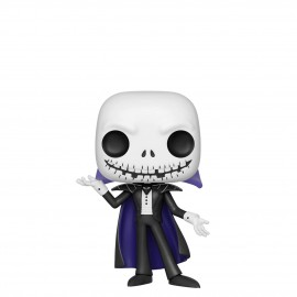 Figurine Nightmare Before Christmas - Vampire Jack Pop 10cm