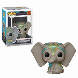 Figurine Disney - Dumbo (live) - Dreamland Dumbo - pop 10 cm