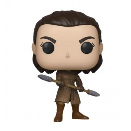 Game of Thrones - Arya w/ Two headed Spear - Pop 10 cm