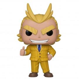 Figurine My Hero Academia - Teacher All Might - Pop 10 cm